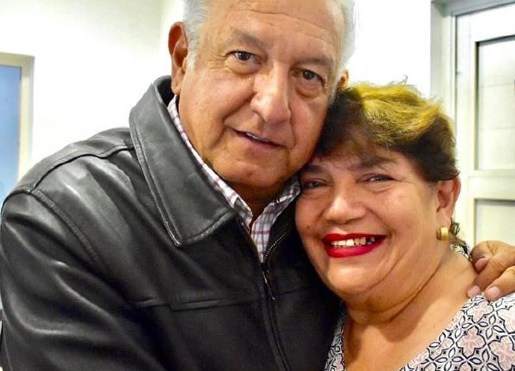 Una prima de López Obrador y su familia fallecen por COVID-19