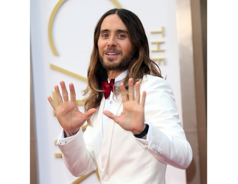 Jared tuvo un pequeño incidente con su Oscar al llevarlo a casa.