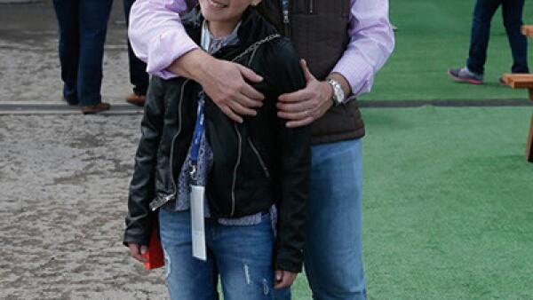 Adrian y Roberta Curiel