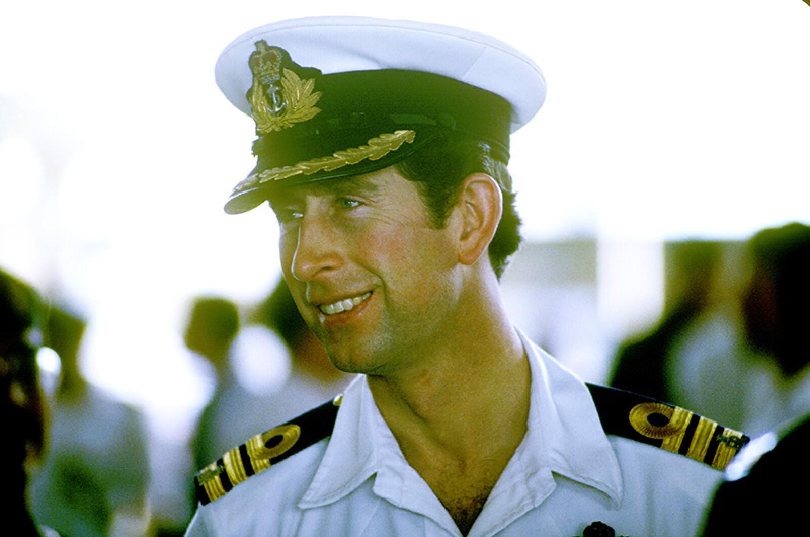 Prince Charles Visits Brunei