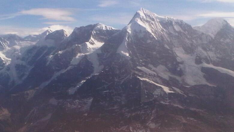 Una imagen del Everest de cerca. El lugar es buen ejemplo para reflexionar sobre liderazgo.