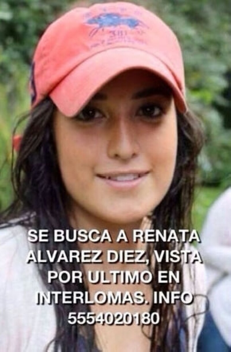 Mediante Twitter, el procurador general de justicia del Estado de México, Miguel Contreras, escribió que la joven de 18 años fue encontrada en Morelia.