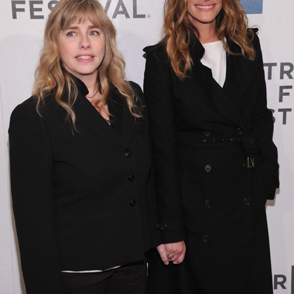 Lisa Roberts Gillan es actriz, pero nunca tendrá la fama ni la belleza de su hermana Julia.