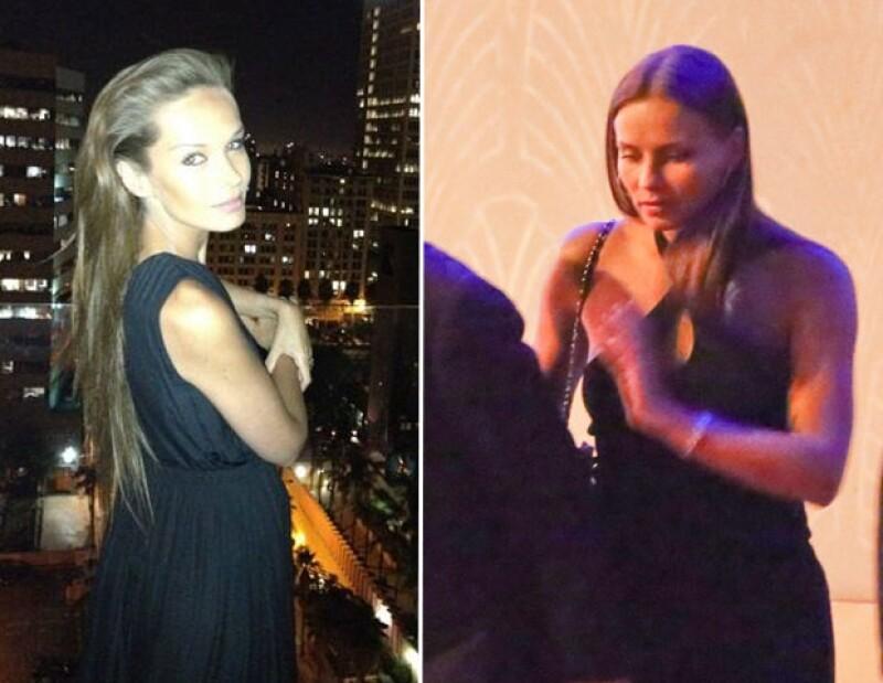 Las mujeres han sido confundidas. Se dice que ambas se llaman Kasia y son polacas, aunque no hay nada que pueda asegurar que la novia del cantante se llame así y tenga dicha nacionalidad.