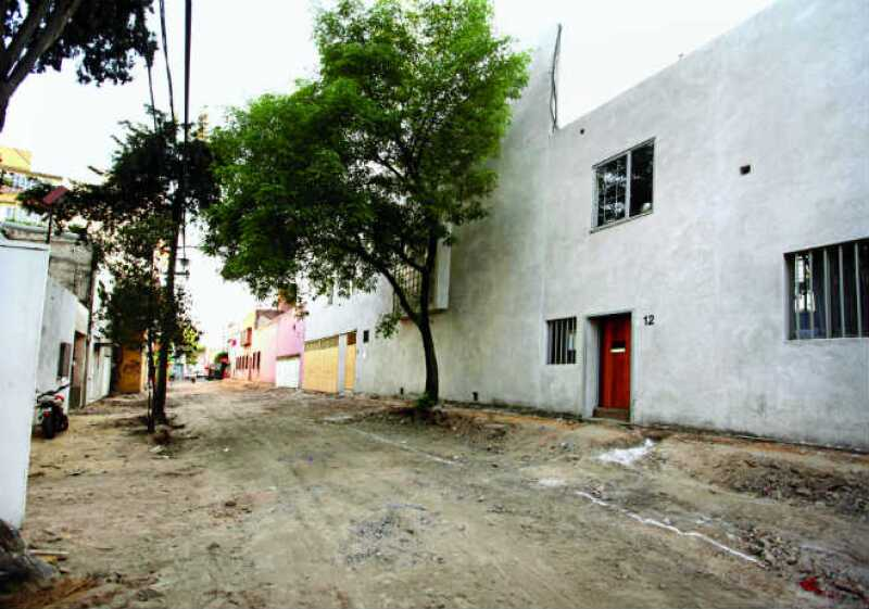 Casa Luis Barrag�n