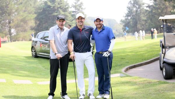 X aniversario del Torneo de Golf Italia Ferrari México