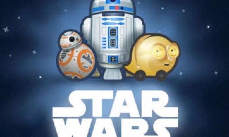 """El logo de la película y una leyenda de """"spoilers potenciales enfrente"""" es parte de la advertencia (Foto: Chrome Web Store )"""
