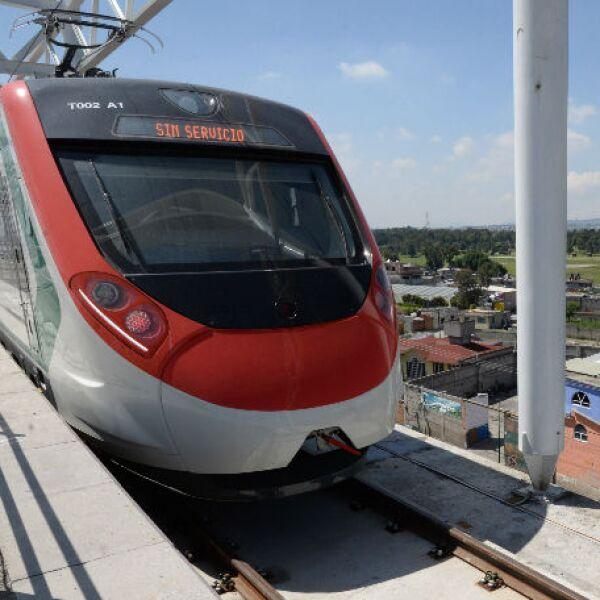 Tren Interurbano M�xico-Toluca 3