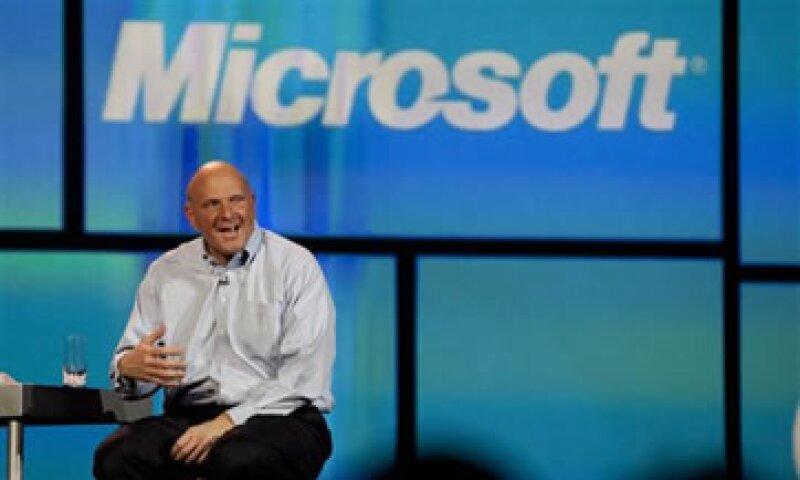 Windows 8 podría definir el papel que Steve Ballmer jugó al frente de Microsoft. (Foto: AP)