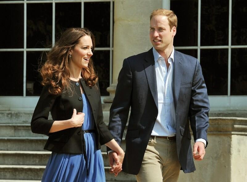 Kate y Guillermo se comprometieron en el 2011 tras varios años de relación.