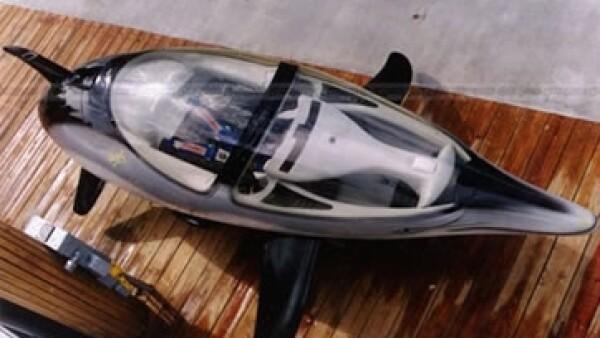 delfin robot 2