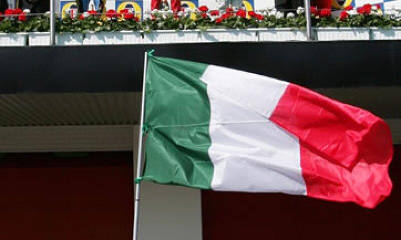 El pasado 13 de enero, S&P rebajó la calificación de Italia junto con la de otros ocho países de la eurozona. (Foto: AP)