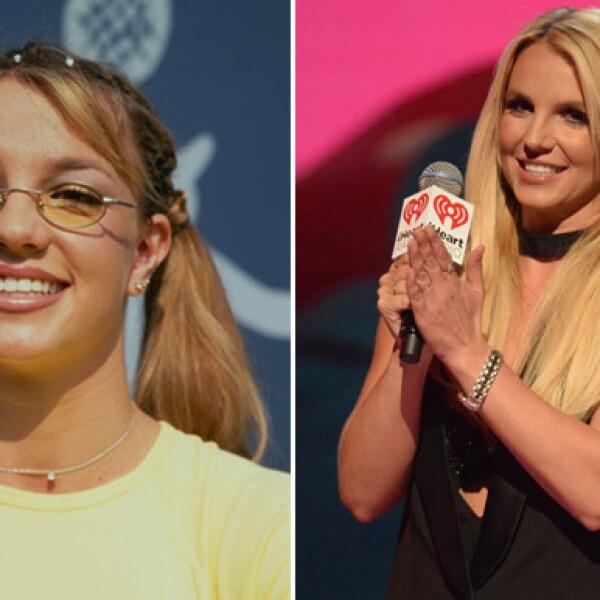 """En los 90 fue cuando Britney Spears se apoderó del mundo y del nickname de """"Princesa del Pop"""". Después de algunos problemas personales y dos hijos, la cantante sigue siendo una sensación en el mundo del pop."""