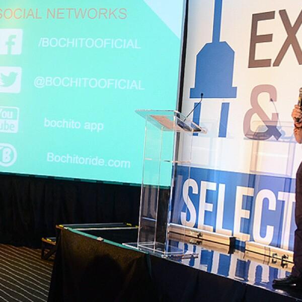 Junto con los socios de Aballon, Óscar Mejía fundador de Bochito fue invitado, con gastos por su cuenta, al programa University Workshop de dos semana en Silicon Valley.