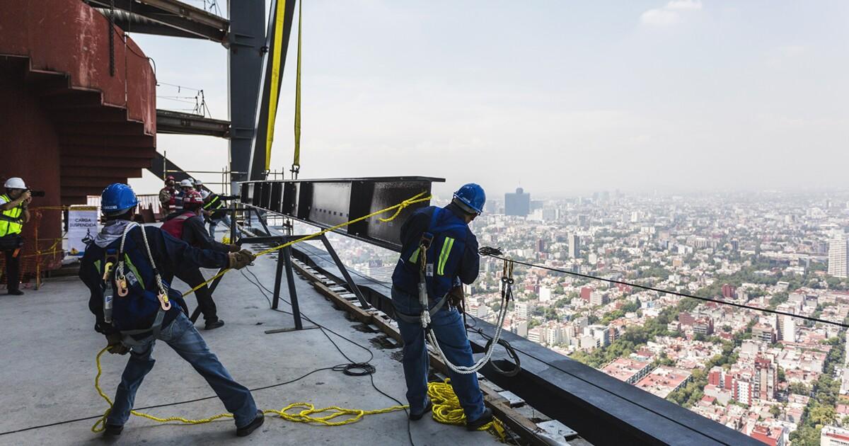 Quiénes mueven la construcción en México?