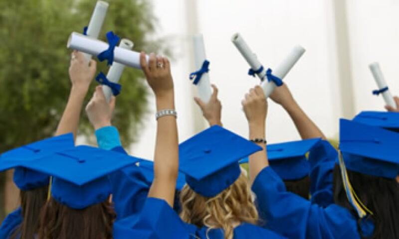 La UNAM tituló en 2010 a 18,598 alumnos aunque su matricula de alumnos por ciclo supera los 316,000 estudiantes. (Foto: Thinkstock)