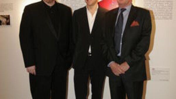 Sean Fauvet, Laurent Vinay, John Storey