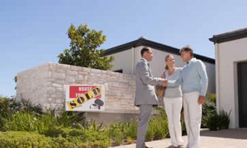Los inventarios de casas nuevas crecieron 0.5%. (Foto: Reuters)