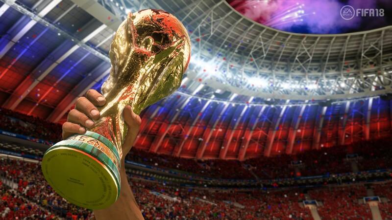 La Copa del Mundo es para...