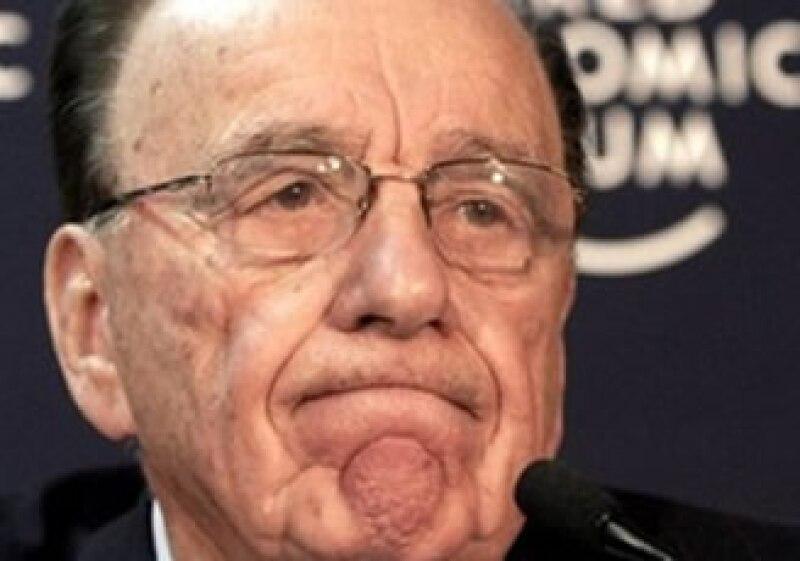 La empresa comandada por Rupert Murdoch sufrió una pérdida de 3,400 millones de dólares en el último año fiscal. (Foto: Archivo AP)