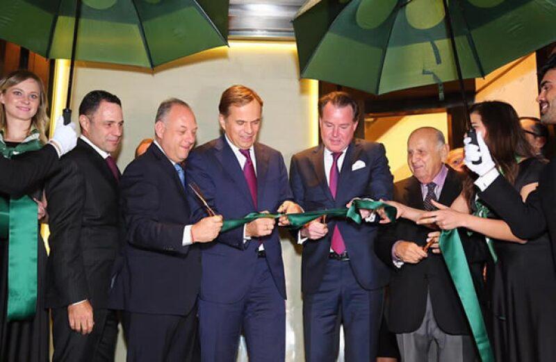 La espectacular apertura tuvo lugar en la nueva boutique de Rolex ubicada en la avenida Presidente Masaryk de Polanco y la convocatoria fue todo un éxito.