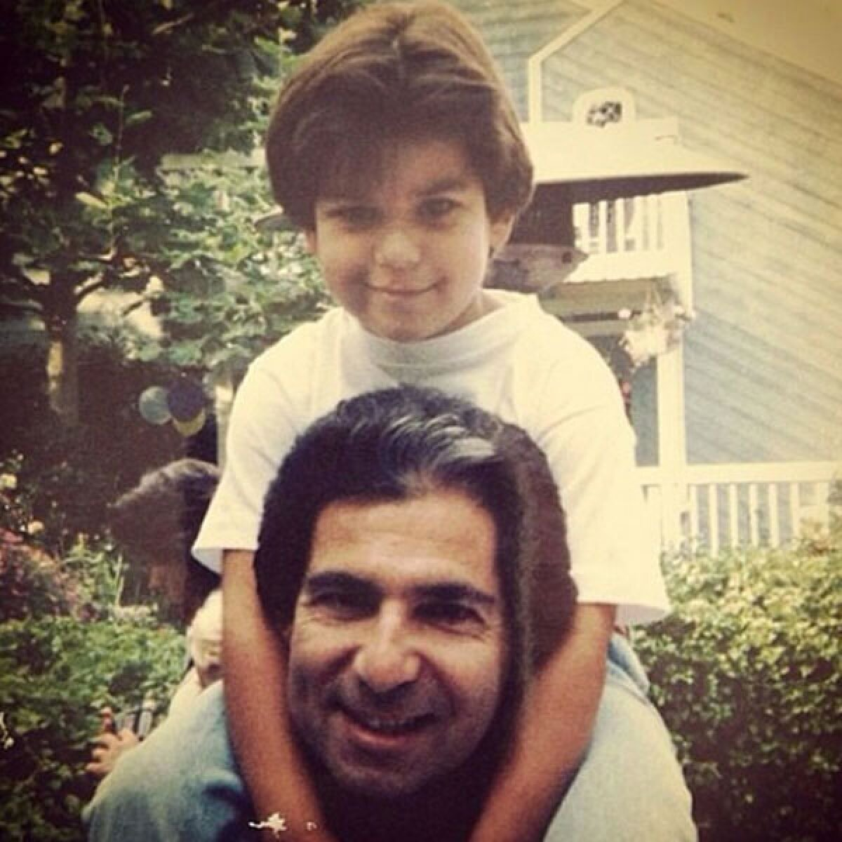Los momentos más tiernos de Robert Kardashian con su familia