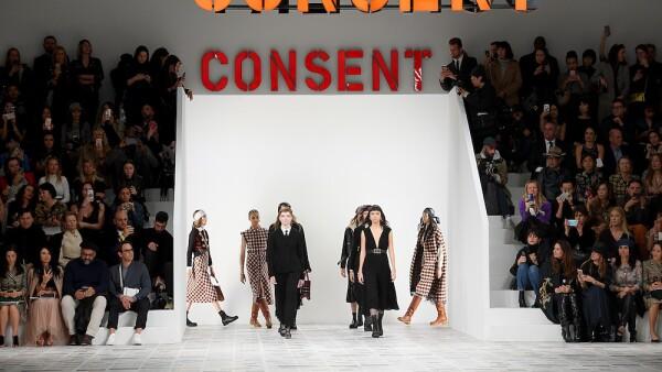 Dior : Runway - Paris Fashion Week Womenswear Fall/Winter 2020/2021