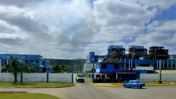 Central Termoel�ctrica Cuba