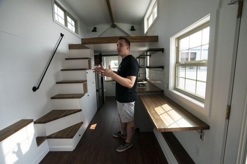 Mini vivienda - Estados Unidos