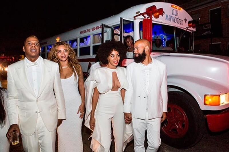 La pareja se casó bajo un concepto que combinaba moda y música.