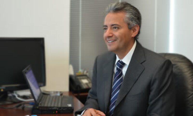 Francisco Pérez Cisneros tiene 26 años de experiencia y fue nombrado socio de la firma en 1996. (Foto: Cortesía de Deloitte México)