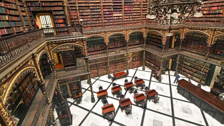 Real Gabinete Portugués de Lectura