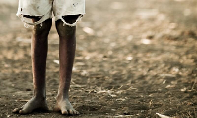 La tasa global de pobreza ha ido disminuyendo en aproximadamente un punto porcentual entre 1981 y 2010. (Foto: Getty Images)