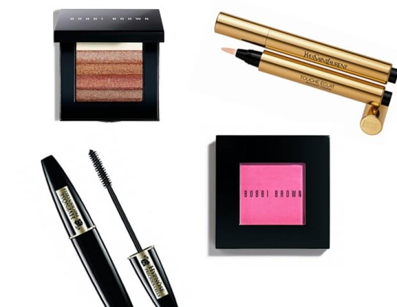 Desde su secado perfecto hasta su radiante bronceado, aquí revelamos sus secretos de belleza y los productos que utiliza.