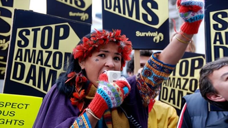 amazonas protestas indígenas