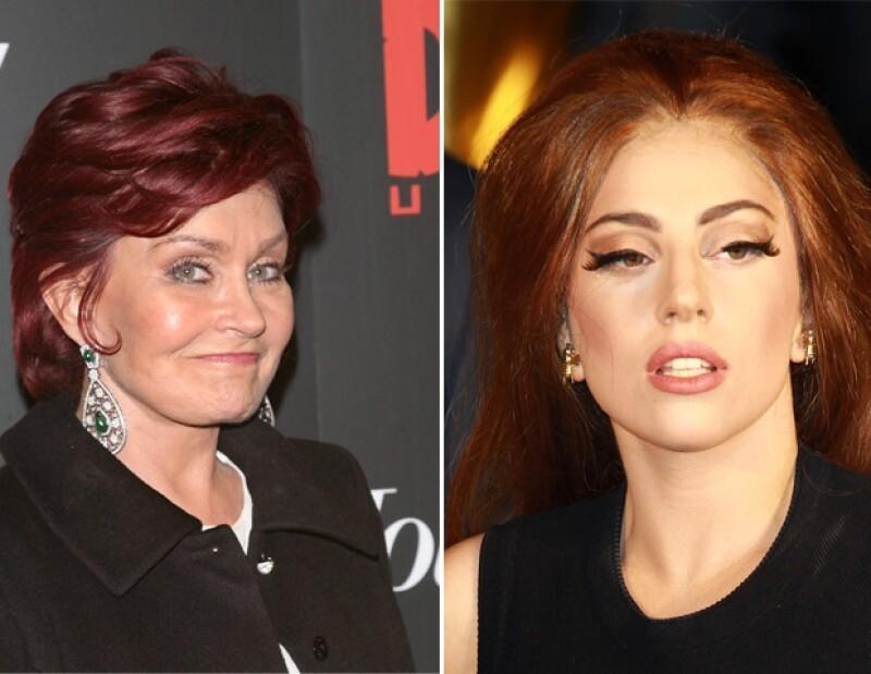 """La mamá de Kelly Osbourne criticó a la cantante por haber hablado mal de la presentadora de """"Fashion Police"""" en su blog, también la esposa de Ozzy criticó a los seguidores de Gaga."""