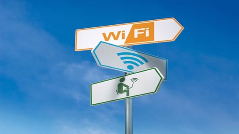 wifi señal red internet