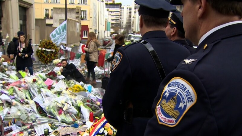policía kosher ataque París