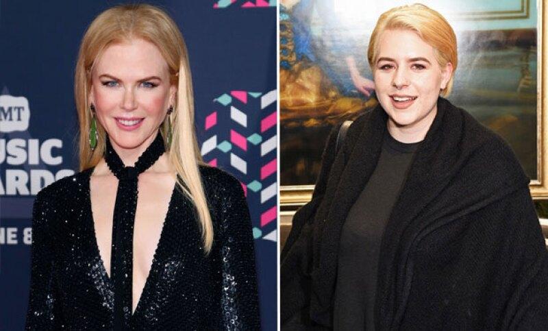 De acuerdo con una publicación, la actriz y su hija Isabella se reencontraron en Londres tras años de no verse.