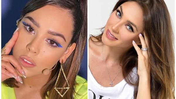 Danna Paola y Anahí