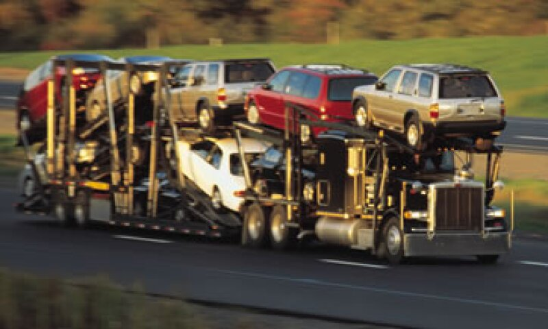 México exporta 13 modelos de vehículos a Argentina, según la prensa del país latinoamericano.  (Foto: Thinkstock)
