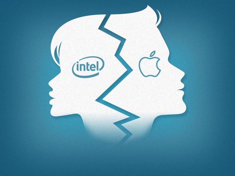 Apple le dice adiós a Intel