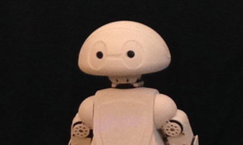 El robot Jimmy saldrá a la venta el 20 de septiembre. (Foto: Gabriela Chávez)