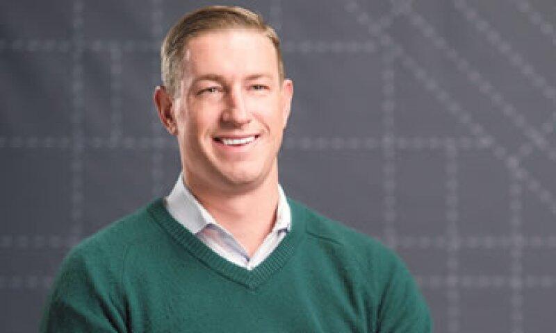 El economista por la Universidad de Miami ha trabajado en Foursquare y General Electric. (Foto: Carlos Aranda)