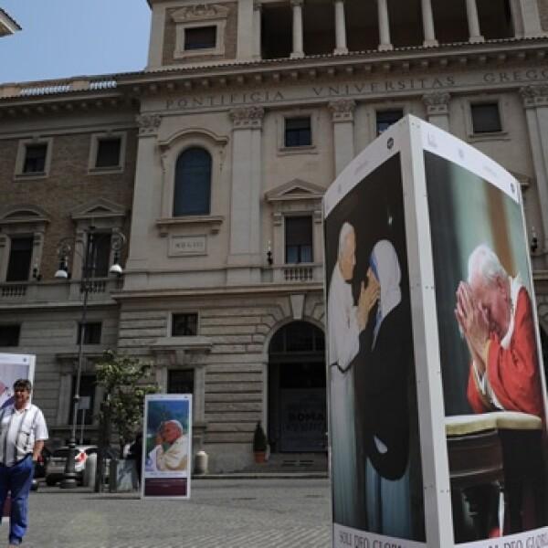 Juan Pablo II - carteles