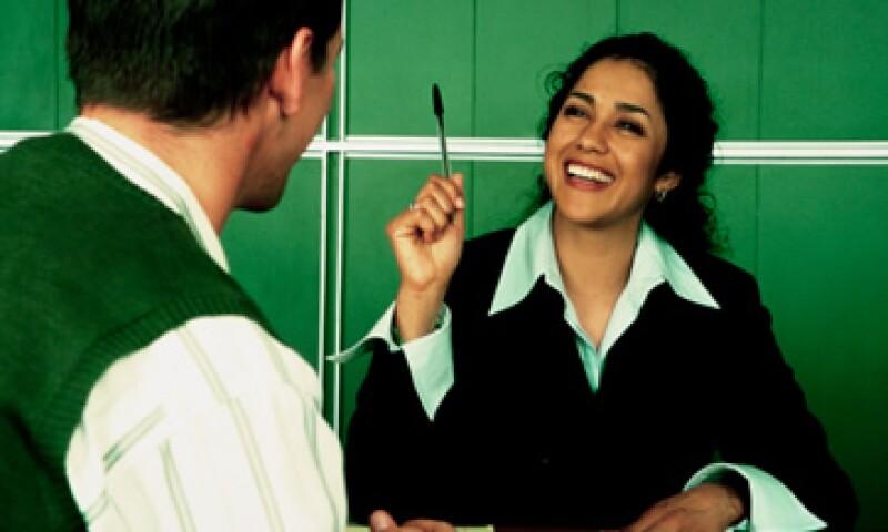 En la entrevista, el reclutador debe notar que tienes ideas para el negocio. (Foto: Thinkstock)