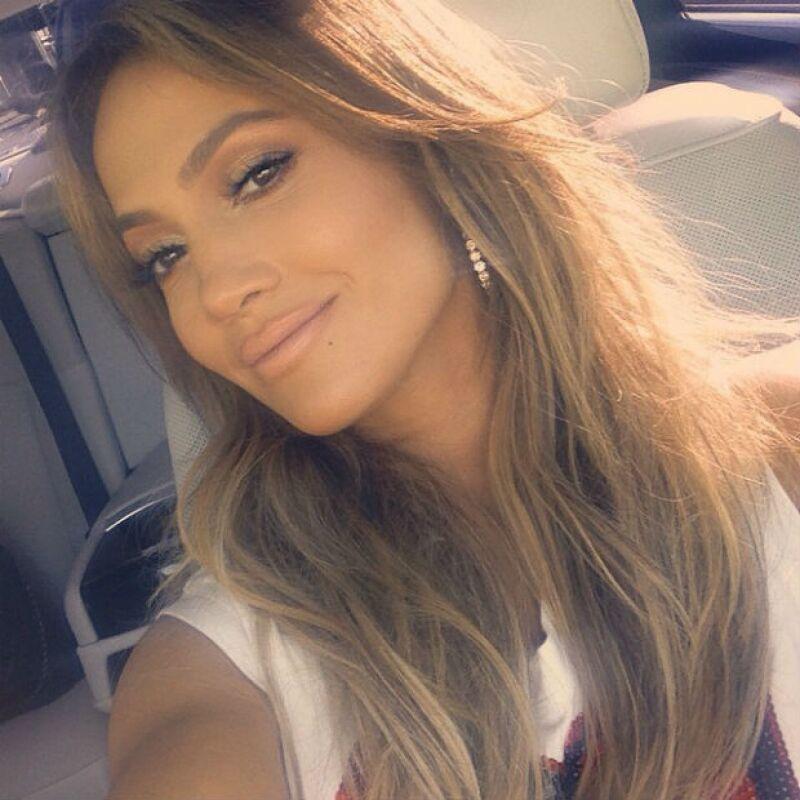 El toque maduro de Jennifer Lopez sería de mucho aprendizaje para Cristiano.