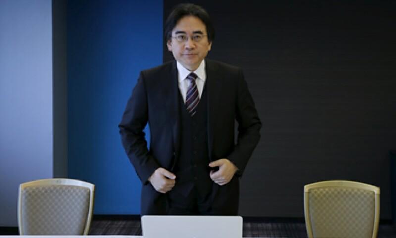 Satoru Iwata tenía sólo 42 años cuando tomó las riendas de Nintendo en 2002. (Foto: Reuters )