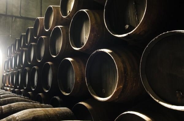 Barricas de whisky
