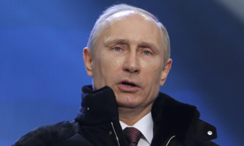 Putin visitó Brasil, en donde asistió a la final del Mundial. (Foto: Reuters)